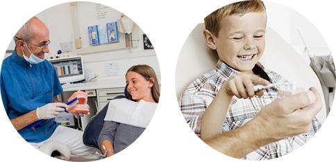 trattamenti studio dentistico Caprara