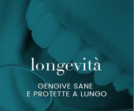 longevita gengive sane e protette a lungo